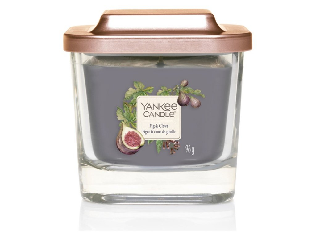 Yankee candle Vonná svíčka ELEVATION FIG & CLOVE