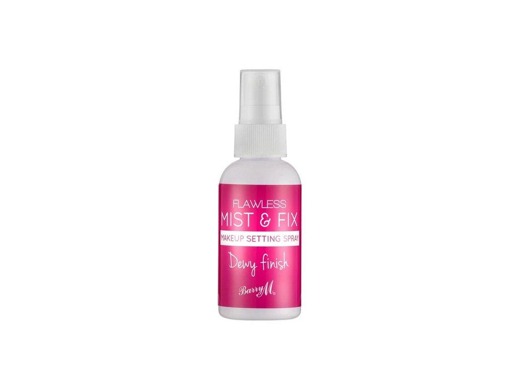 Barry M - fixační sprej na make-up Flawless Mist & Fix