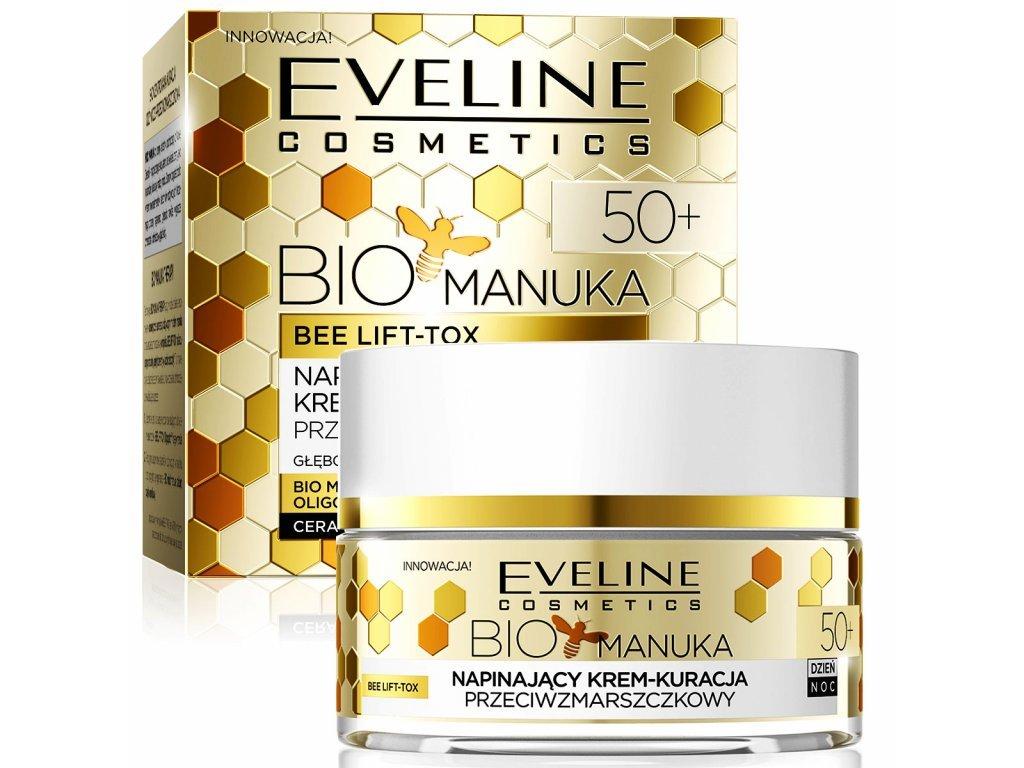 EVELINE - Bio Manuka Protivráskový krém 50+ vypínací 50ml