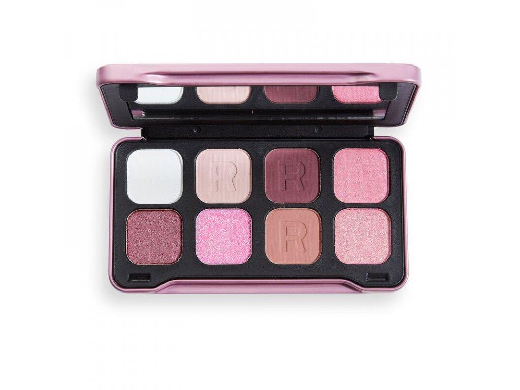 Makeup Revolution - paletka 8 očních stínů Forever Flawless Dynamic Ambient