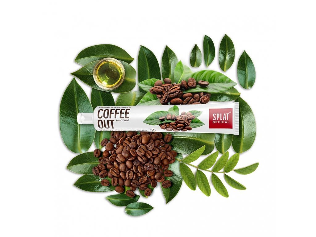 SPLAT - Coffee Out zubní pasta 75 ml