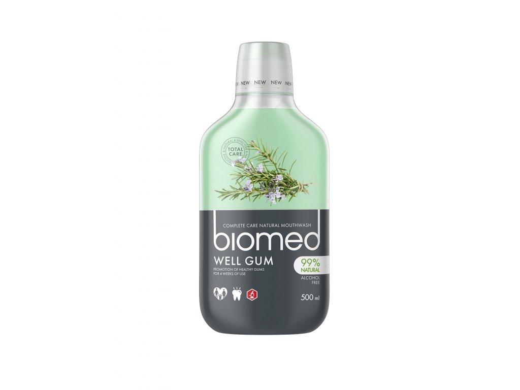 SPLAT - BIOMED Well Gum ústní voda, 500 ml