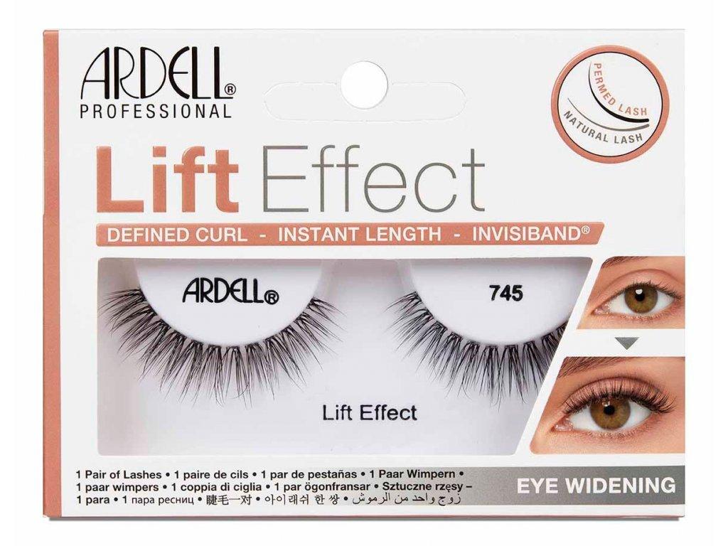 Ardell - Nalepovací řasy Lift Effect 745