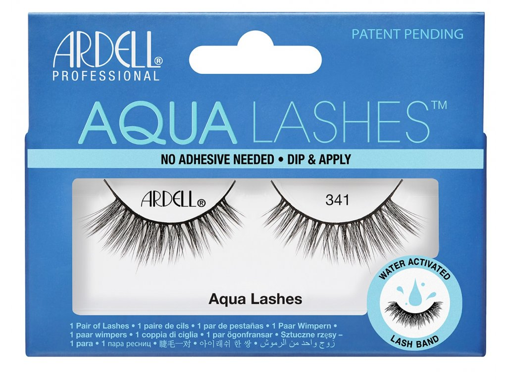 ARDELL - Nalepovací řasy Aqua Lashes 341