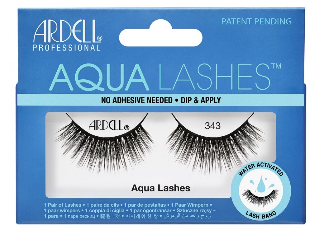 ARDELL - Nalepovací řasy Aqua Lashes 343