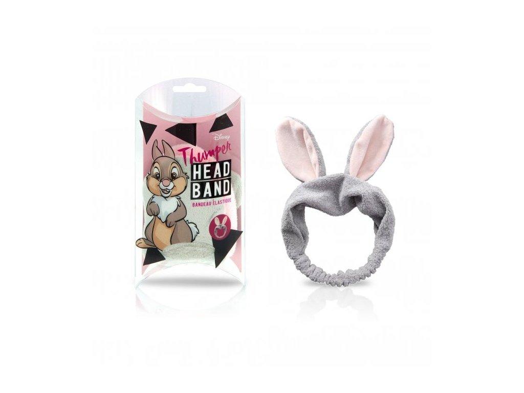 MAD Beauty - Kosmetická čelenka Thumper