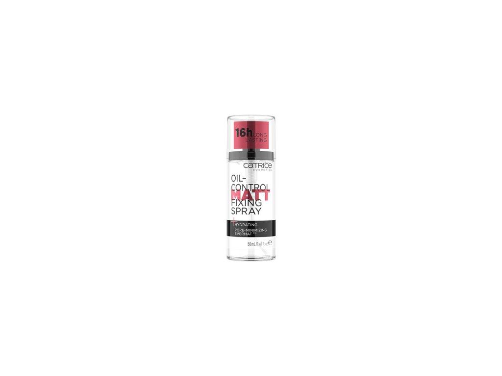 CATRICE - Fixační sprej Oil-Control Matt 50ml