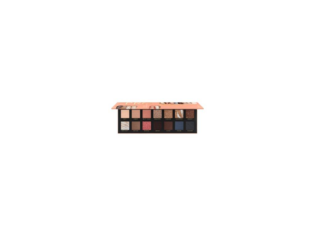 CATRICE - Paleta očních stínů Pro Peach Origin Slim