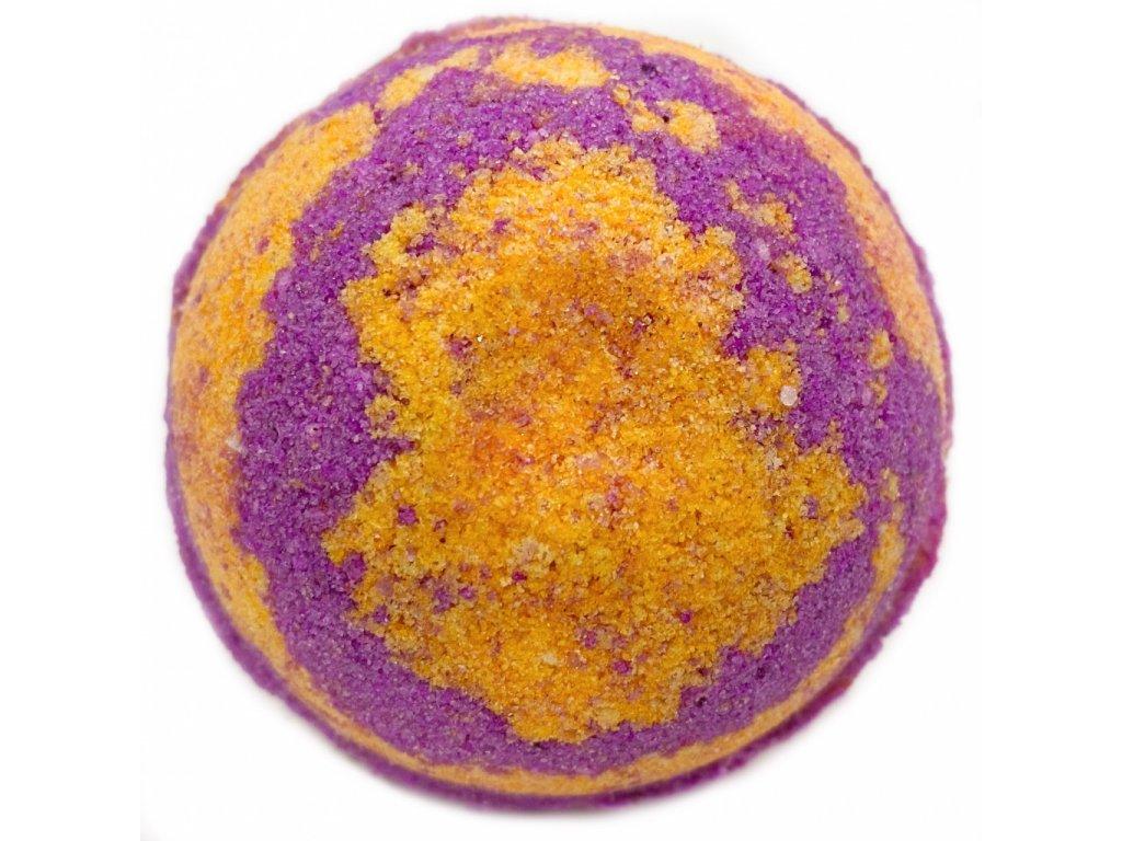 BLOMBEE - Šumivá koule XXL Exotic Mango 140g