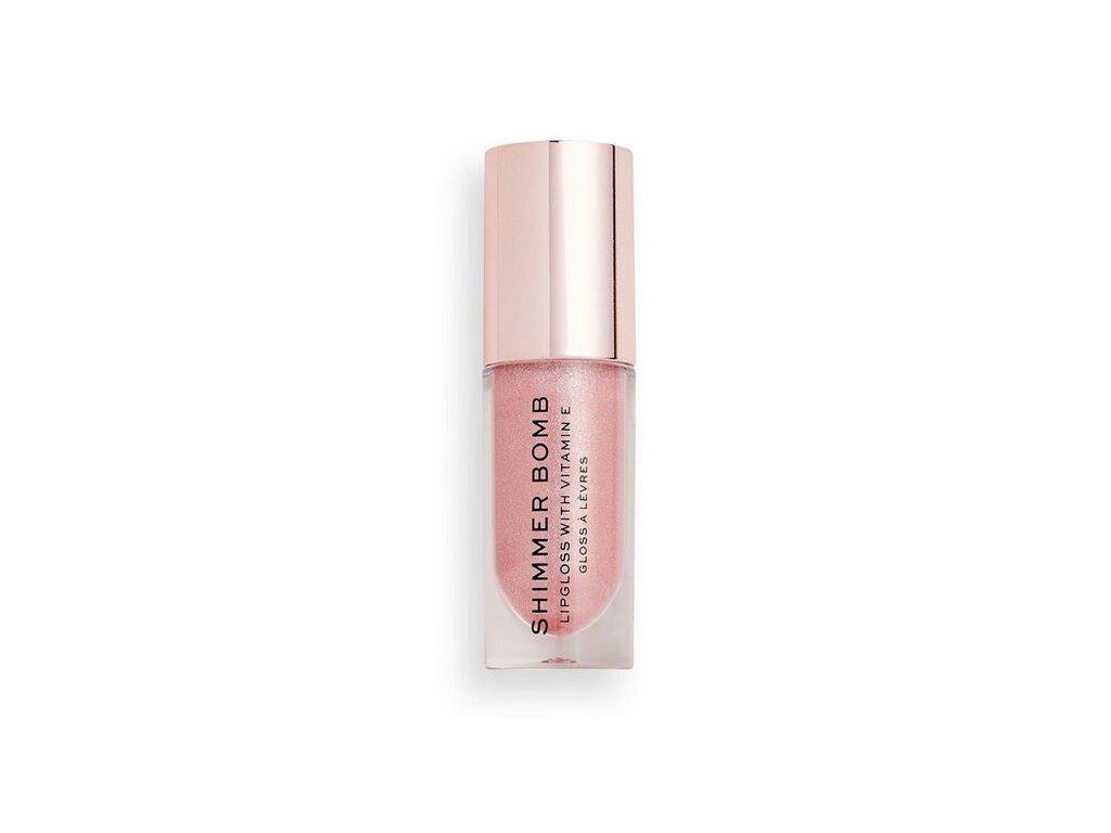 Makeup Revolution - lesk na rty Shimmer Bomb GLIMMER