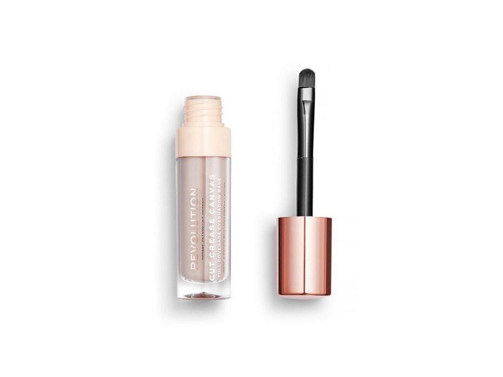 Makeup Revolution - Báze pod oční stíny Cut Crease Canvas Illustrate Fair