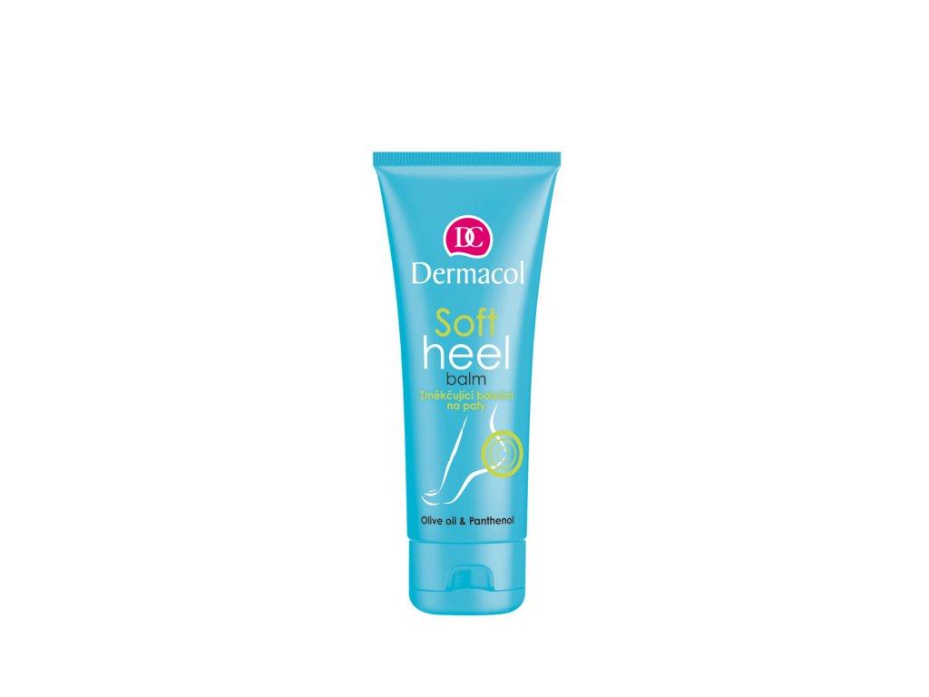 Dermacol - Změkčující balzám na paty Soft heel balm