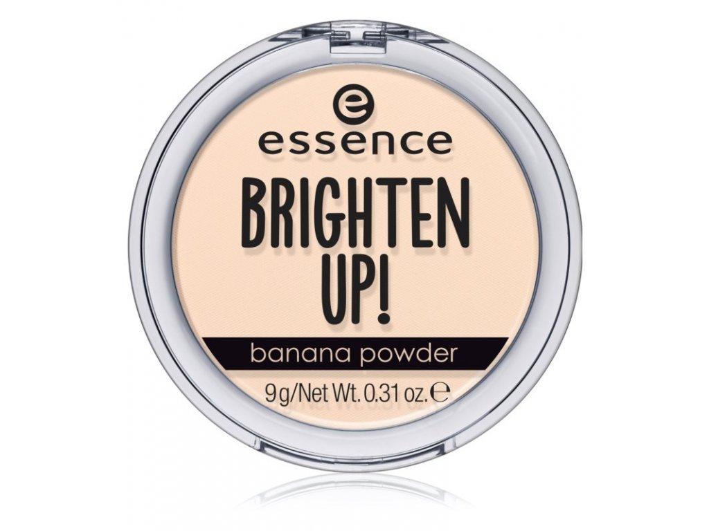 Essence - pudr BRIGHTEN UP! banana 9g