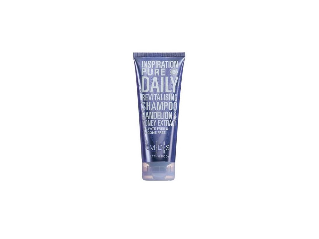 Mades Cosmetics - Hydratační šampón – Pampeliška a med, 200ml