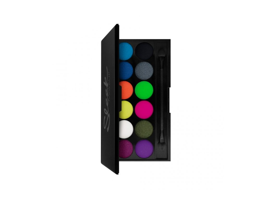Sleek - paletka stínů ACID