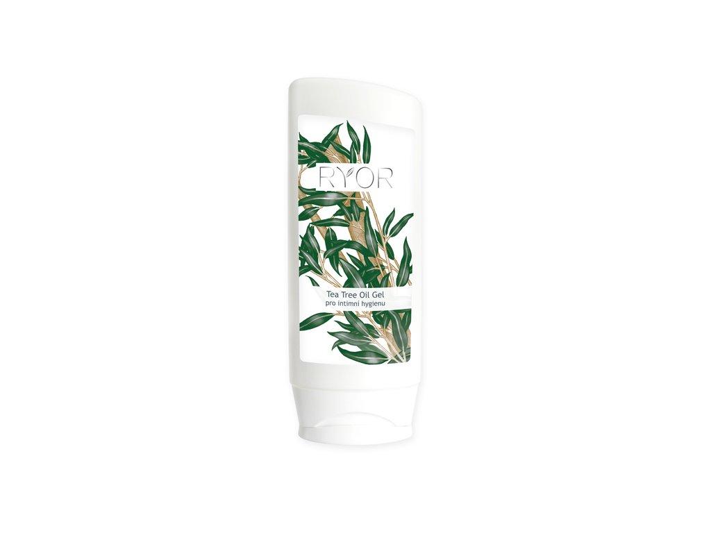 RYOR - Tea tree oil gel pro intimní hygienu