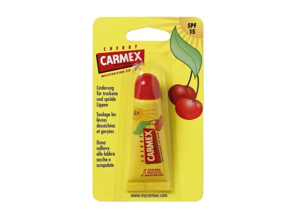 Carmex - Balzám na rty Cherry v tubě 10 g