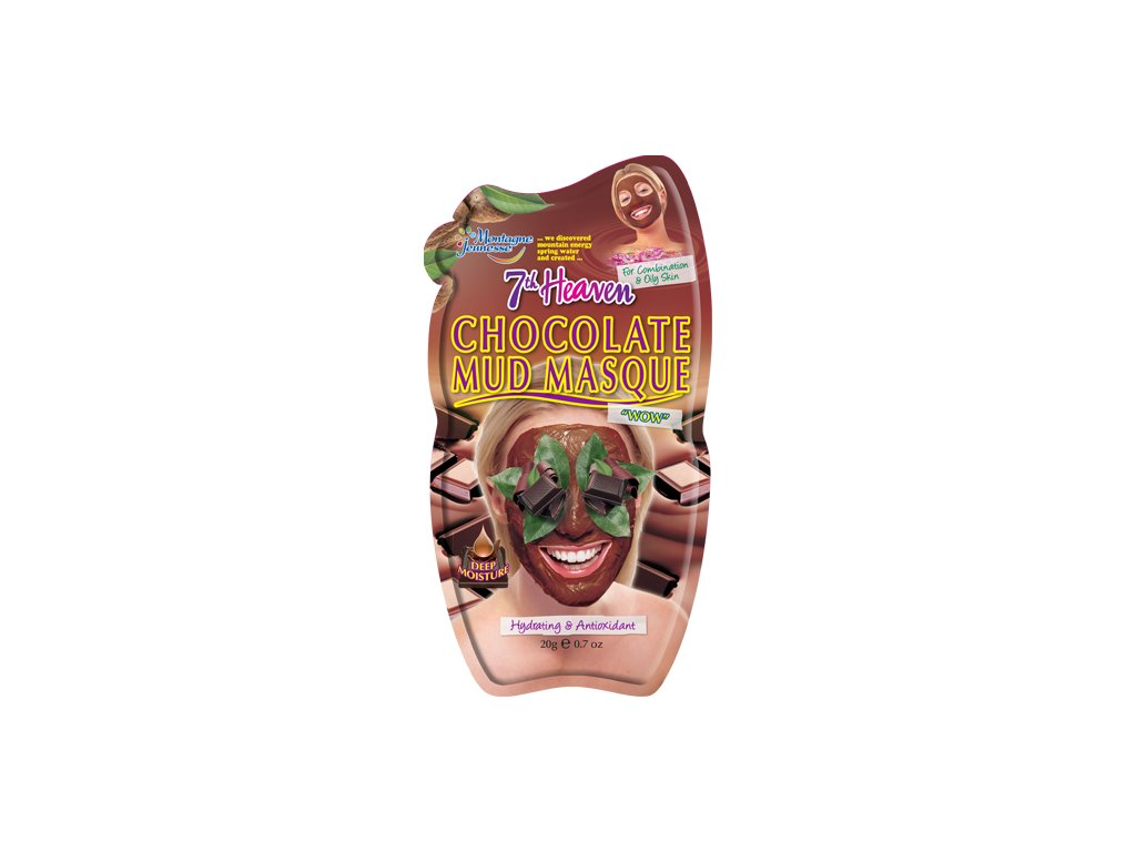 7th Heaven - Čokoládová bahenní maska 15 g