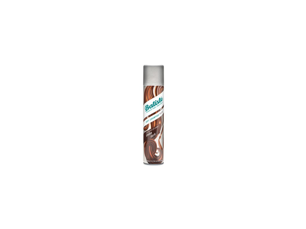 Batiste - Suchý šampon Dark and deep brown 200 ml