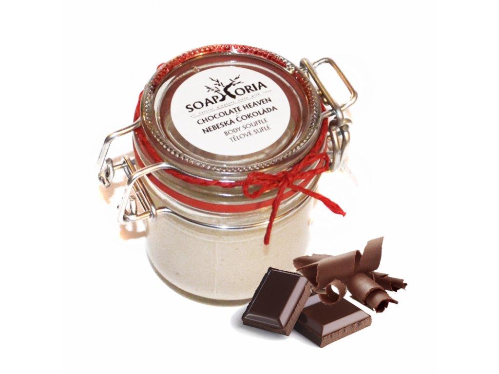 vyr 3331nebeska cokolada chocolate heaven telove sufle