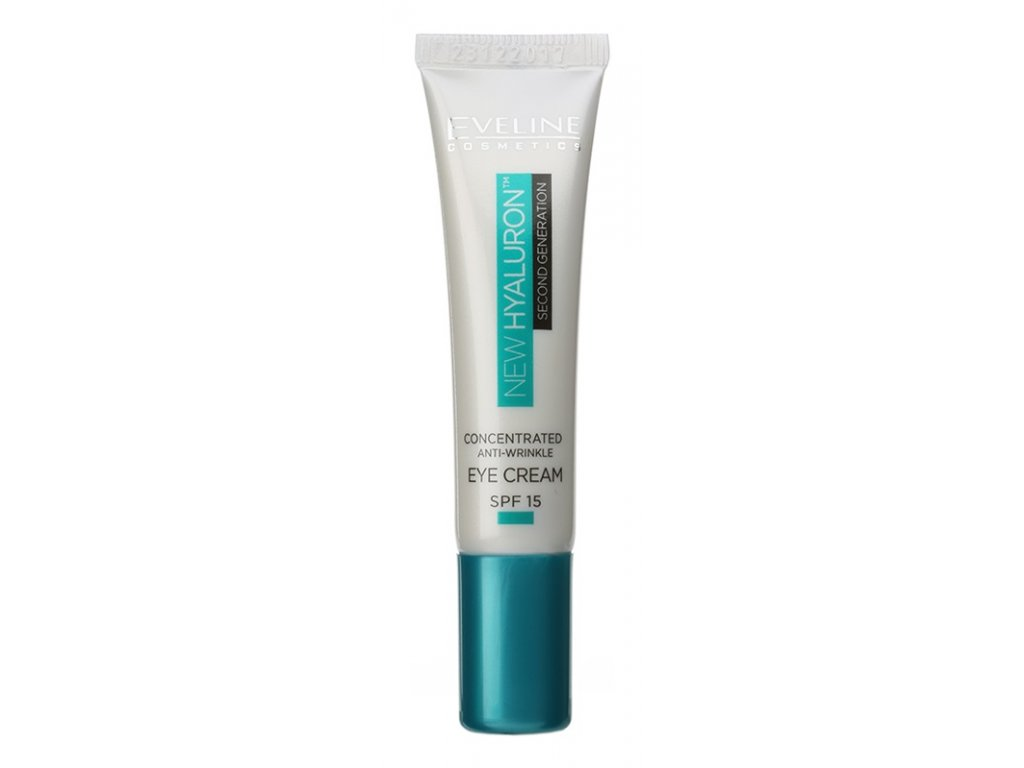 Eveline Cosmetics bioHyaluron 4D Koncentrovaný rozjasňující Oční krém 15 ml
