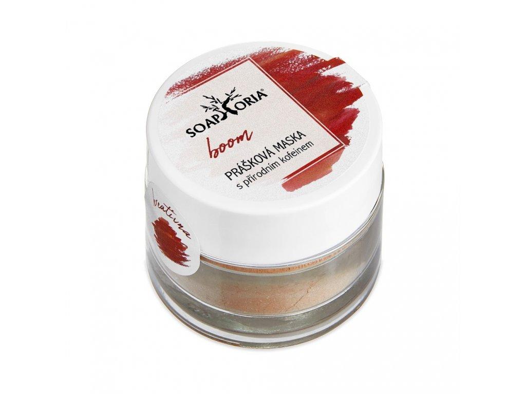 SOAPHORIA - Pleťová maska BOOM s kofeinem 50ml