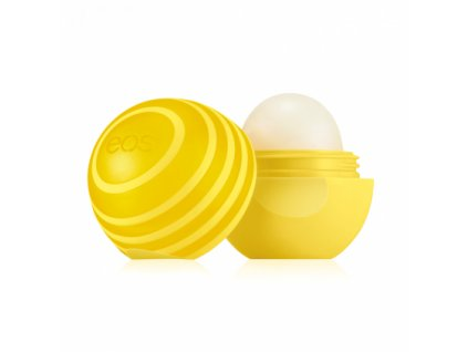 active protection lip balm lemon drop spf15 open