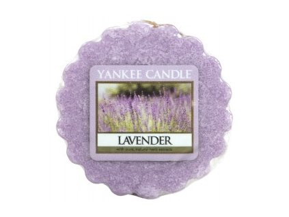 Yankee candle - Vonný vosk do aromalampy LAVENDER