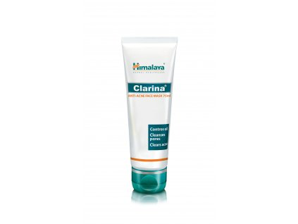 Himalaya Herbals - Clarina Maska na obličej proti akné 75 ml