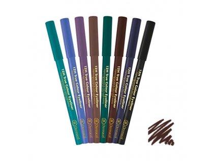 Dermacol - Tužka na oči 12H True Colour 6 dark brown