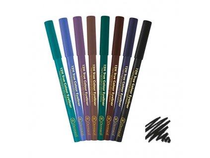 Dermacol - Tužka na oči 12H True Colour 8 black