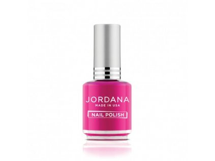 Jordana - lak na nehty 029 HOT PINK 15 ml