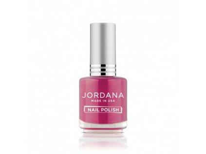 Jordana - lak na nehty 009 BURGUNDY 15 ml