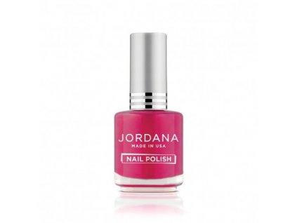 Jordana - lak na nehty 046 BURGUNDY 15 ml