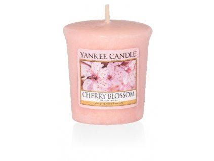 Yankee candle - Vonná svíčka votivní CHERRY BLOSSOM