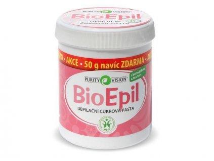 Purity Vision - Depilační cukrová pasta BioEpil 350g