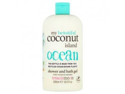 Treaclemoon - Sprchový gel Coconut island 500ml