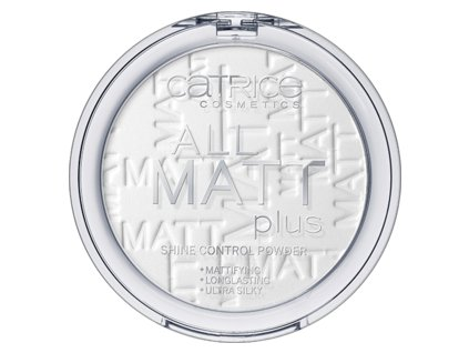 CATRICE - Kompaktní pudr All matt plus 001 UNIVERSAL