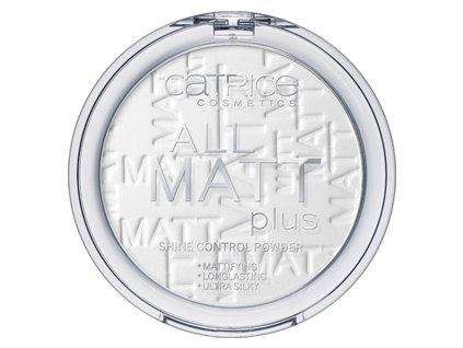 CATRICE - Kompaktní pudr All matt plus 001 UNIVERSAL