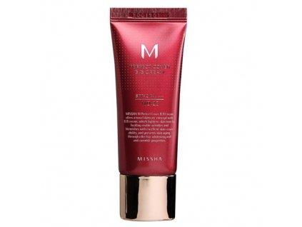 Missha - Perfect Cover BB Cream 21 Light Beige 20ml