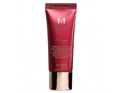 Missha - Perfect Cover BB Cream 27 Honey Beige 20ml