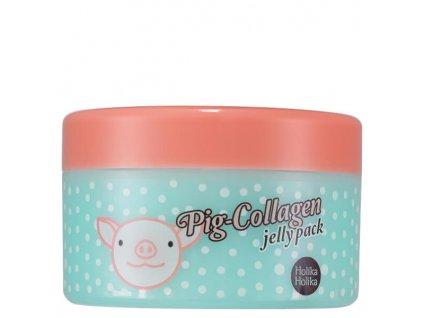 Holika holika - Pig Nose maska s kolagenem Jelly pack