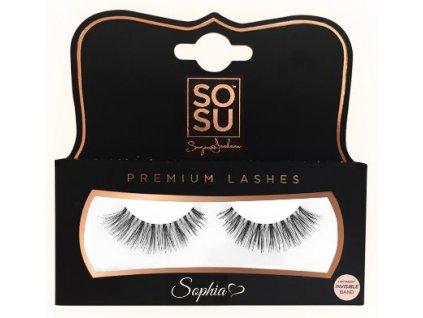 SOSU - Prémiové umělé řasy SOPHIA