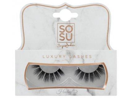 SOSU - Luxusní umělé 3D řasy HAILEY