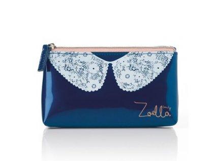 Zoella Beauty - kosmetická taštička Límeček