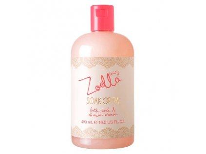 Zoella Beauty - Sprchový a koupelový krém Soak opera