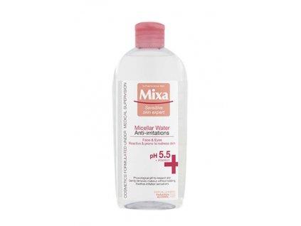 MIXA - Anti-irritations micelární pleťová voda proti podráždění pleti 400 ml
