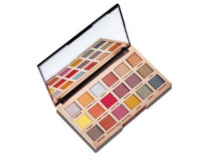 Makeup Revolution - paletka 24 očních stínů Soph Extra Spice