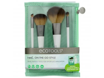 ECOTOOLS - Sada štětců On the Go