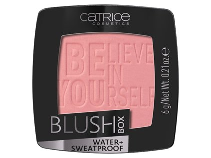 Catrice -  Tvářenka Blush Box  010 Soft Rose